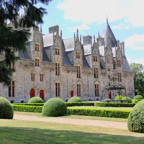 E-Commerce – Brittany chateau