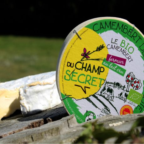 E-Commerce – Cooking Corinne Normandy (cheese)