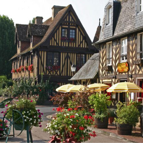 E-Commerce – Cooking Corinne Normandy (typical village)