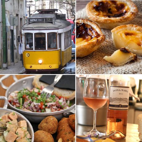 E-Commerce – Heritage Portugal (food & tram Lisbon)