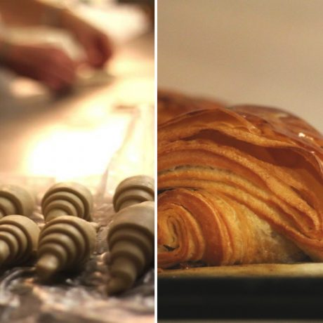 E-Commerce – Paris Delights (croissants)