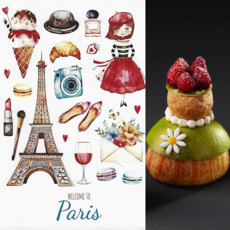 E-Commerce – Paris Delights (design & religieuse)