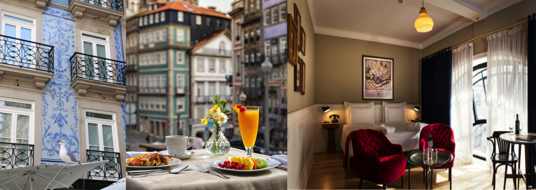 LIFESTYLE VACATIONS PORTUGAL LUXURY TOUR IN PORTO & THE DOURO VALLEY