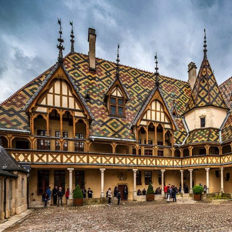 E-Commerce – Taste of Burgundy ARCHITECTURE