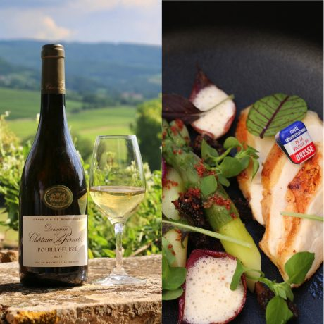E-Commerce – Taste of Burgundy (featured image)