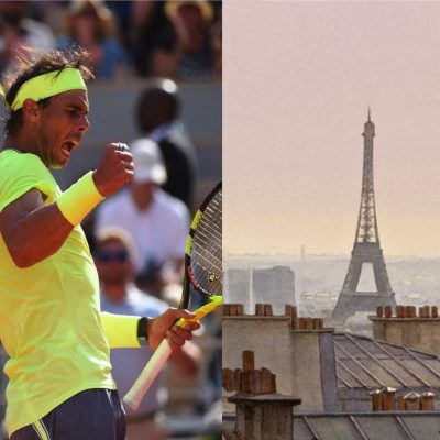 Lifestyle Vacations France French Open tour