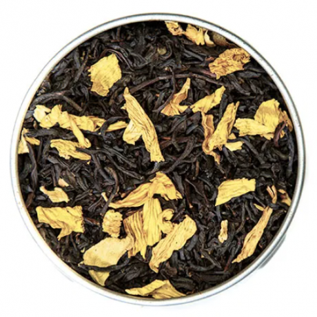 Fall in Central Park cTd Tea