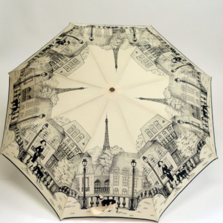 La Parisienne umbrella – Ivory
