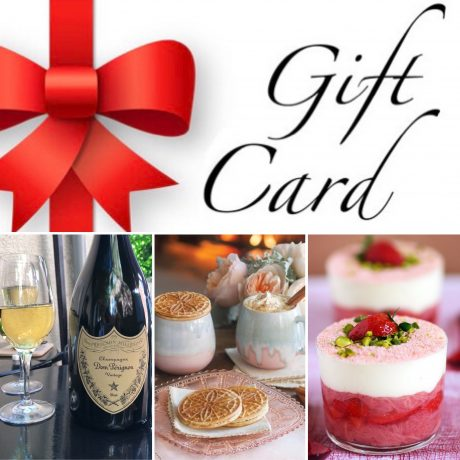 Virtual Cooking and Baking Class GIFT CARD