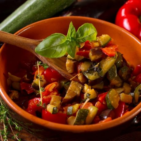 Authentic French Ratatouille