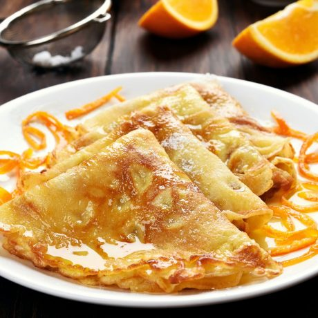 Online Cooking Class with Corinne – Crêpes Suzette