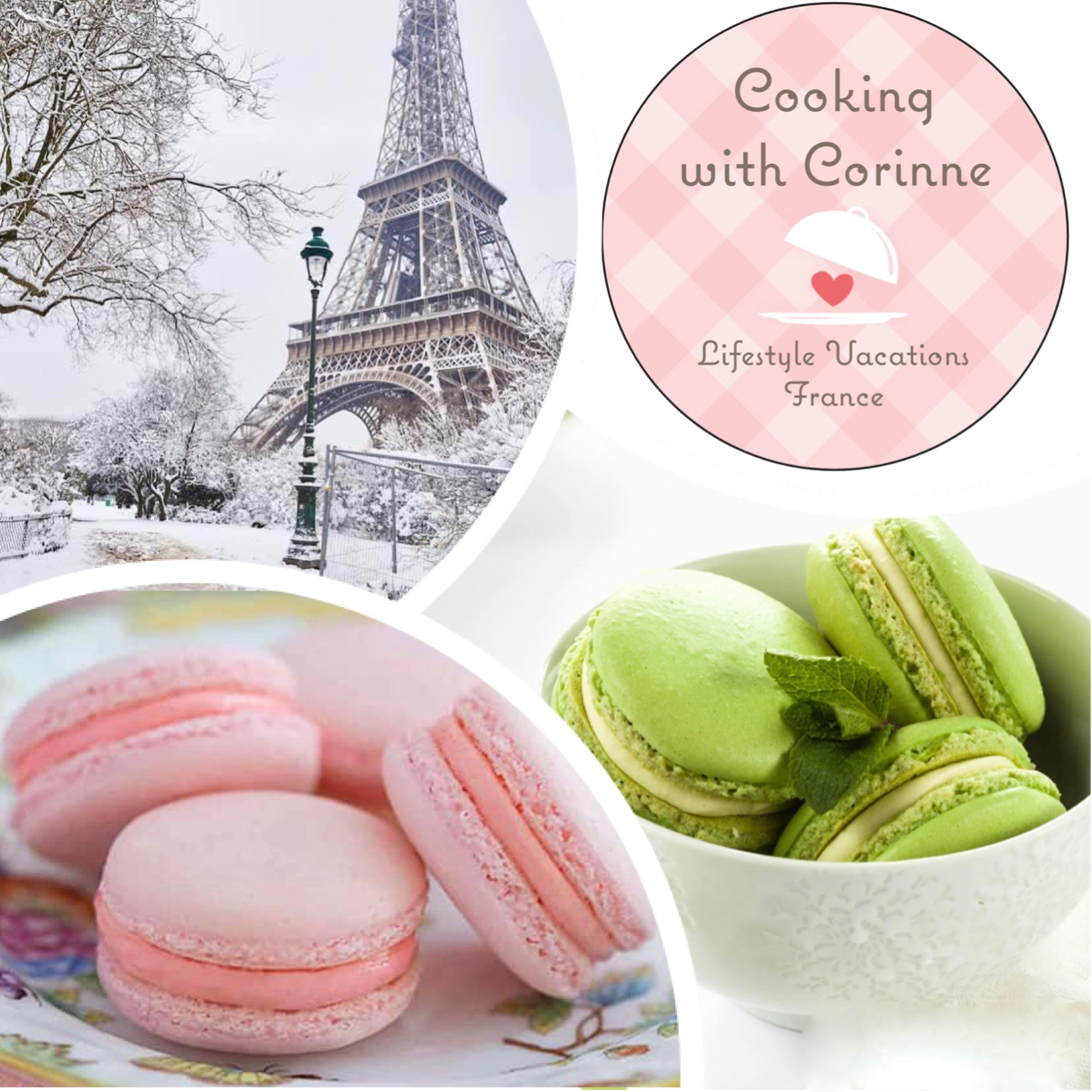 Baking with Corinne Lifestyle Vacations France